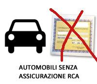 Automobili senza Assicurazione Auto RCA