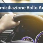 Domiciliazione Bollo Auto Lombardia