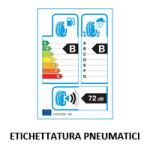 Etichettatura Pneumatici 2012