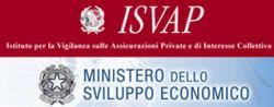 ISVAP Istituto per la Vigilanza sulle Assicurazioni Private e di Interesse Collettivo