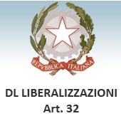 Articolo 32 Liberalizzazioni Assicurazione Auto