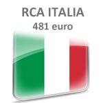 Costo polizza assicurazione auto RCA Italia